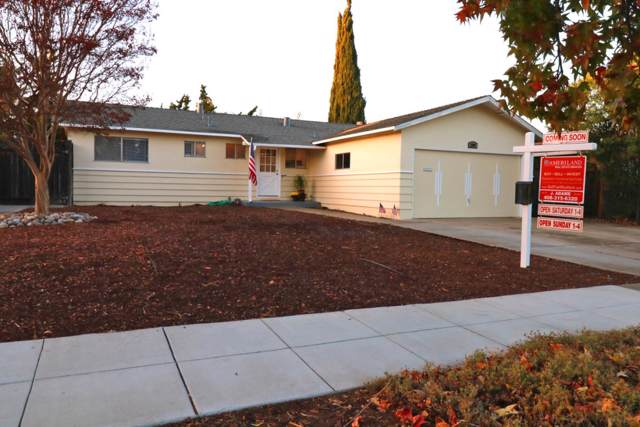 1809 Matzley Dr, San Jose, CA 95124 (#ML81772625) :: Maxreal Cupertino