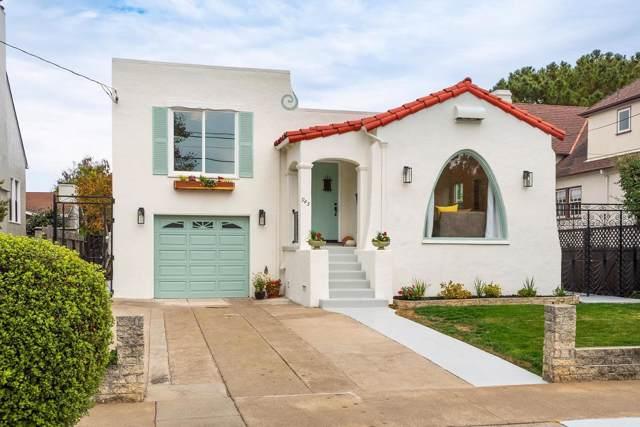 945 S Grant St, San Mateo, CA 94402 (#ML81772700) :: The Sean Cooper Real Estate Group