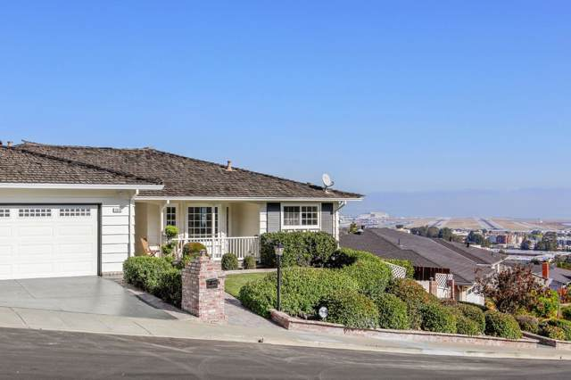 1210 Toyon Dr, Millbrae, CA 94030 (#ML81772722) :: The Sean Cooper Real Estate Group
