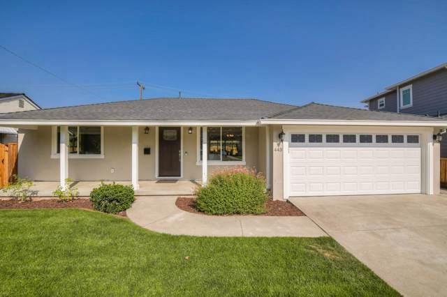 443 Juanita Dr, Santa Clara, CA 95050 (#ML81772733) :: The Sean Cooper Real Estate Group