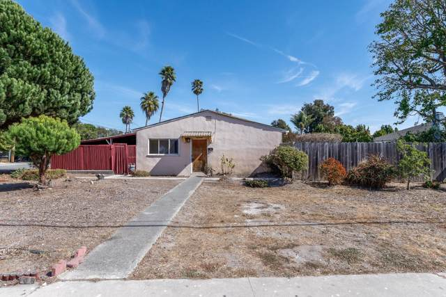 816 Fair Ave, Santa Cruz, CA 95060 (#ML81772743) :: The Sean Cooper Real Estate Group