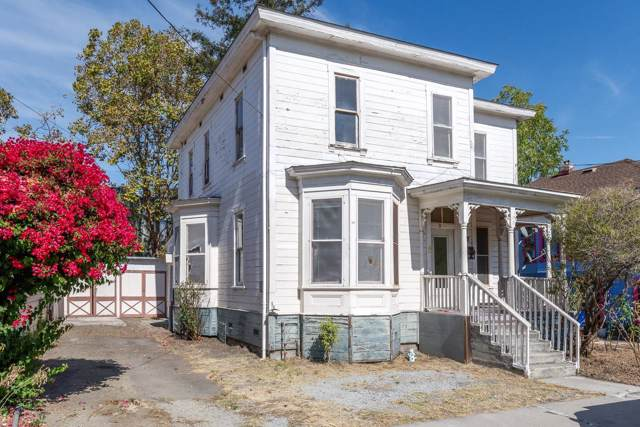 440 Locust St, Santa Cruz, CA 95060 (#ML81772752) :: The Sean Cooper Real Estate Group