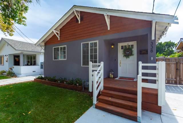338 Fuller Ave, San Jose, CA 95125 (#ML81772772) :: The Goss Real Estate Group, Keller Williams Bay Area Estates