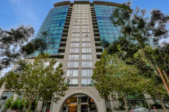 38 N Almaden Blvd 1215, San Jose, CA 95110 (#ML81772798) :: Brett Jennings Real Estate Experts