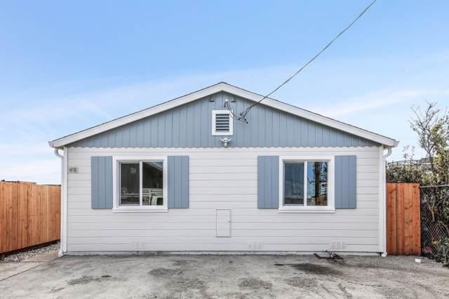 48 Harvard Ave, Half Moon Bay, CA 94019 (#ML81772810) :: The Kulda Real Estate Group