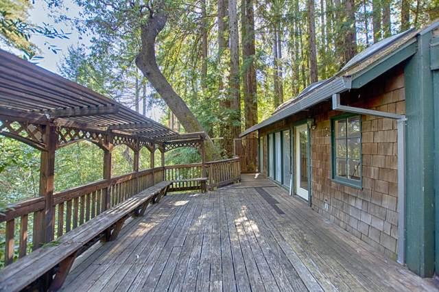398 Shadow Mountain Rd, Boulder Creek, CA 95006 (#ML81772987) :: Maxreal Cupertino