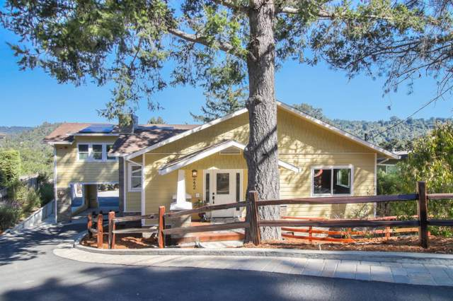 242 Miraflores Rd, Scotts Valley, CA 95066 (#ML81772992) :: Brett Jennings Real Estate Experts