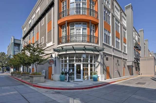 334 Santana Row 314, San Jose, CA 95128 (#ML81773089) :: The Goss Real Estate Group, Keller Williams Bay Area Estates