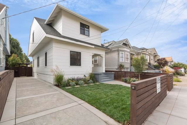 819 & 821 30th St, Oakland, CA 94608 (#ML81773099) :: The Sean Cooper Real Estate Group