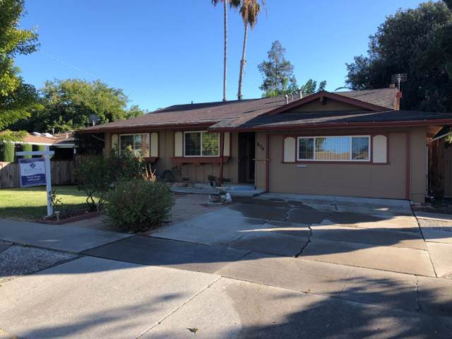 654 Navajo Ct, San Jose, CA 95123 (#ML81773113) :: The Goss Real Estate Group, Keller Williams Bay Area Estates