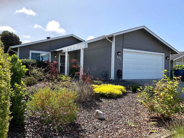 583 Terrace Ave, Half Moon Bay, CA 94019 (#ML81773125) :: Strock Real Estate