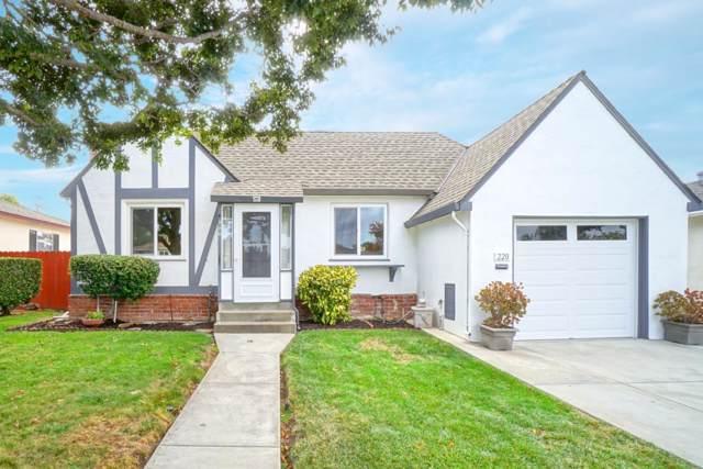 220 Almaden Way, San Mateo, CA 94403 (#ML81773169) :: The Kulda Real Estate Group