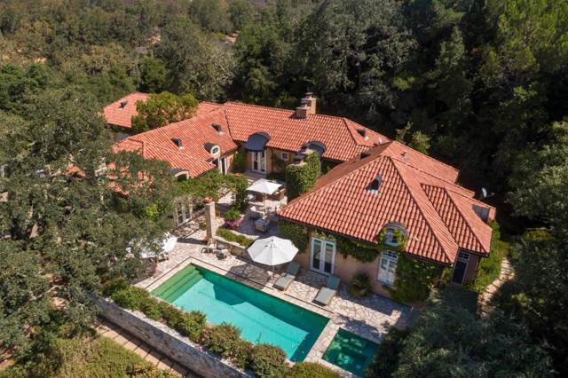 277 Mapache Dr, Portola Valley, CA 94028 (#ML81773170) :: Maxreal Cupertino