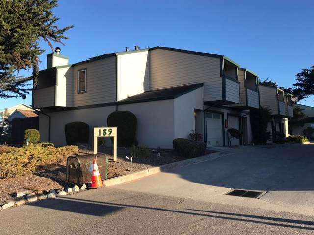 189 San Pablo Ct 2, Marina, CA 93933 (#ML81773239) :: Strock Real Estate