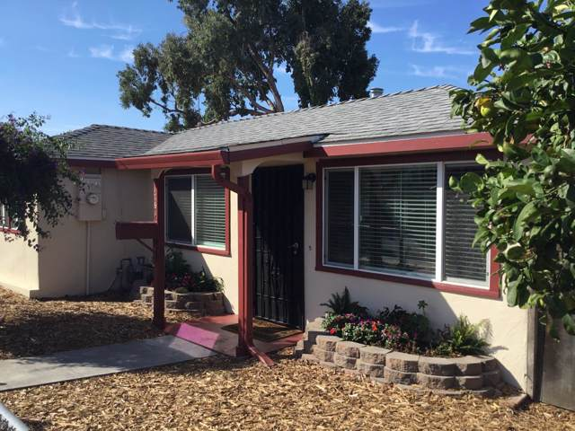 1761 Judson St, Seaside, CA 93955 (#ML81773293) :: The Kulda Real Estate Group