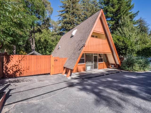 6716 Highway 9, Felton, CA 95018 (#ML81773330) :: Schneider Estates
