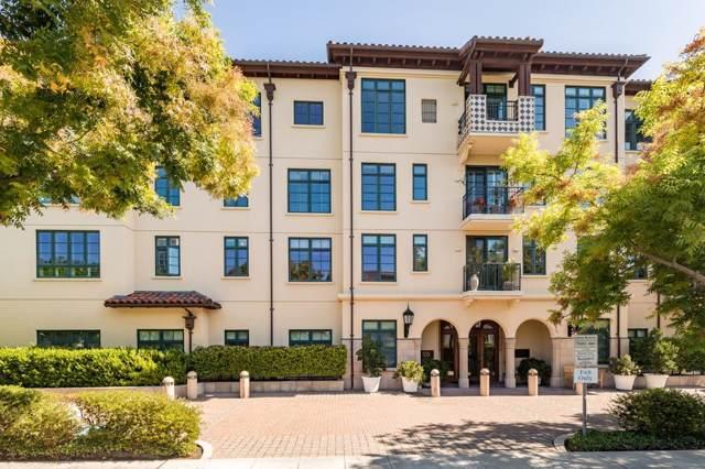 555 Byron St 101, Palo Alto, CA 94301 (#ML81773433) :: Strock Real Estate