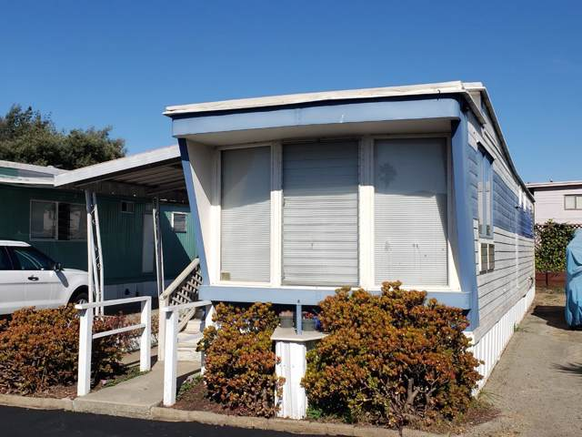 890 38th Ave 71, Santa Cruz, CA 95062 (#ML81773800) :: The Sean Cooper Real Estate Group