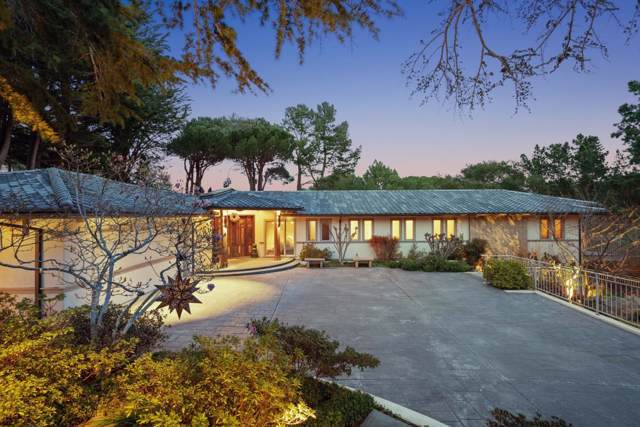 320 Robinwood Ln, Hillsborough, CA 94010 (#ML81773875) :: The Gilmartin Group