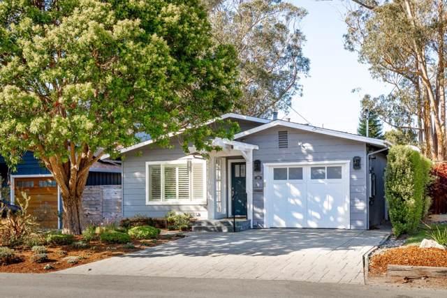 310 Escalona Dr, Capitola, CA 95010 (#ML81774000) :: Schneider Estates