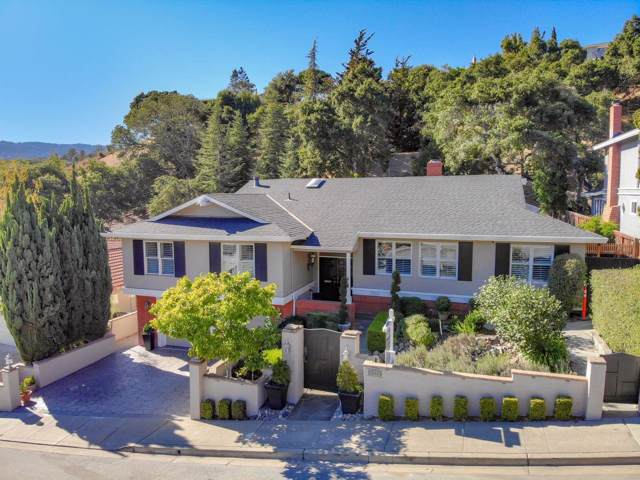 1326 Crestview Dr, San Carlos, CA 94070 (#ML81774193) :: The Realty Society