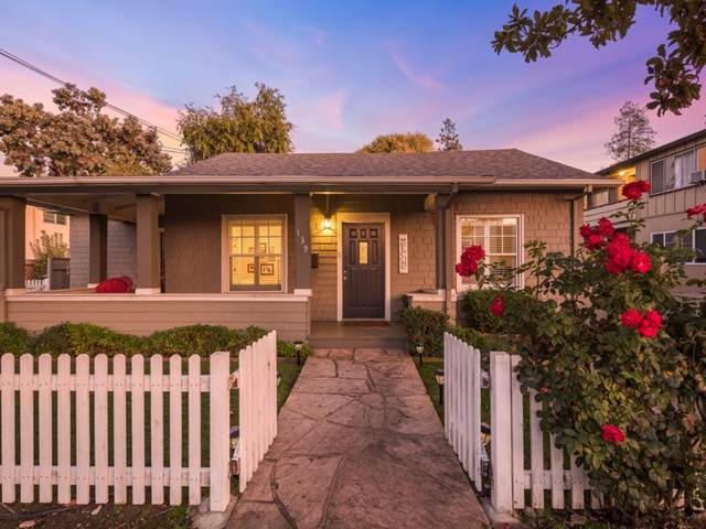 139 & 137 Redwood Ave, Redwood City, CA 94061 (#ML81774216) :: The Realty Society
