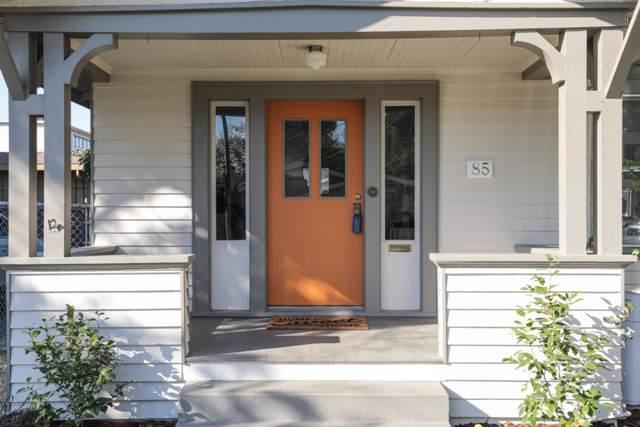 85 S Keeble Ave, San Jose, CA 95126 (#ML81774228) :: Brett Jennings Real Estate Experts