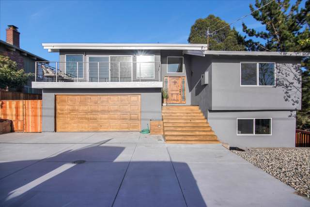 540 Cuesta Dr, Aptos, CA 95003 (#ML81774317) :: Schneider Estates