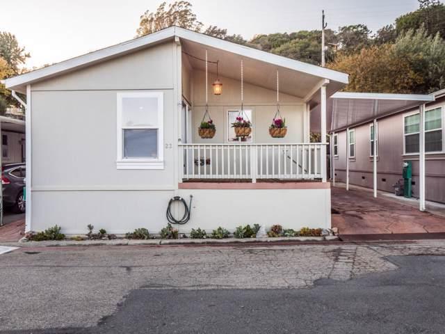 999 Old San Jose Rd 23, Soquel, CA 95073 (#ML81774462) :: Strock Real Estate