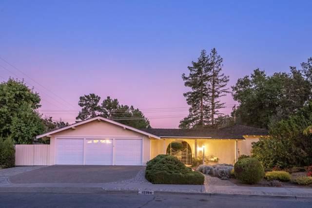 12364 Larchmont Ave, Saratoga, CA 95070 (#ML81774571) :: The Realty Society
