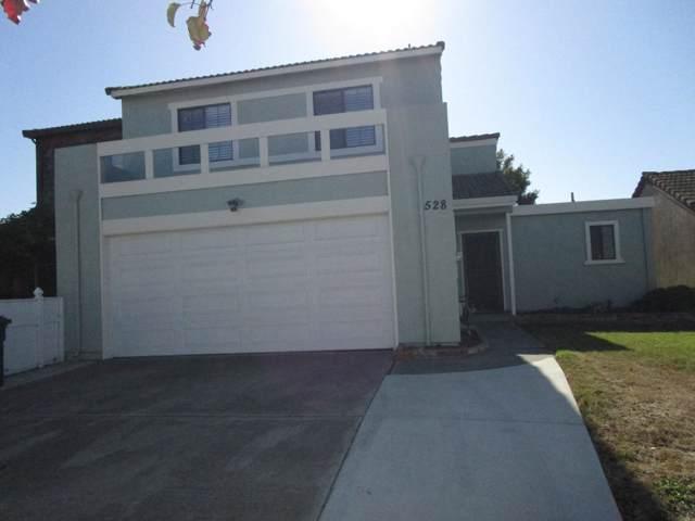 528 Stockton St, Salinas, CA 93907 (#ML81774573) :: The Kulda Real Estate Group