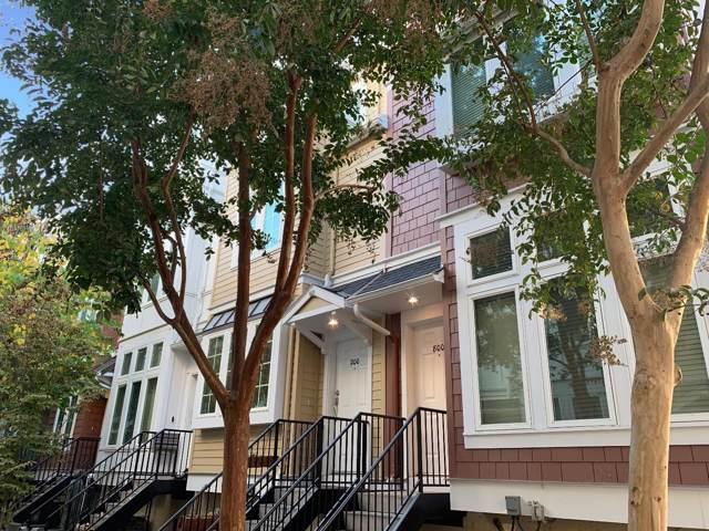 200 Grayson Ter, San Jose, CA 95126 (#ML81774580) :: Brett Jennings Real Estate Experts