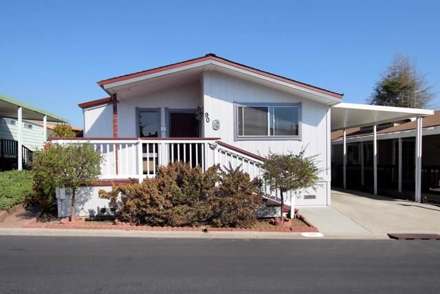 2435 Felt St 90, Santa Cruz, CA 95062 (#ML81774607) :: The Gilmartin Group