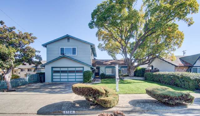 1324 Buckthorne Way, San Jose, CA 95129 (#ML81774613) :: The Realty Society