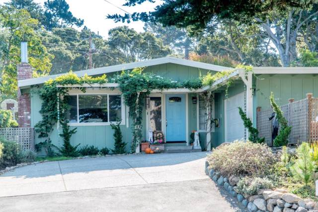 1025 Lincoln Ave, Pacific Grove, CA 93950 (#ML81774621) :: The Kulda Real Estate Group