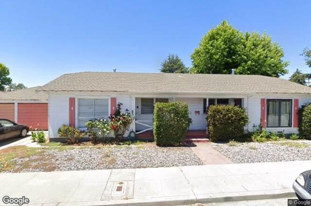 215 Curtis St, Santa Cruz, CA 95060 (#ML81774648) :: The Realty Society