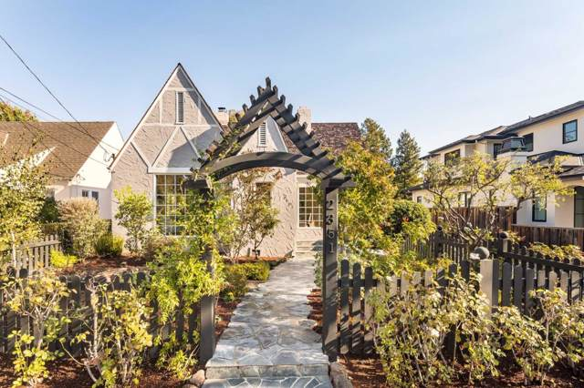 2351 Emerson St, Palo Alto, CA 94301 (#ML81774725) :: Brett Jennings Real Estate Experts