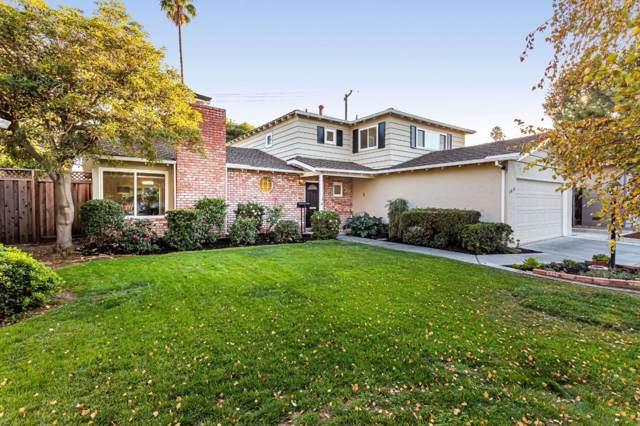 1050 Pilinut Ct, Sunnyvale, CA 94087 (#ML81774754) :: Strock Real Estate