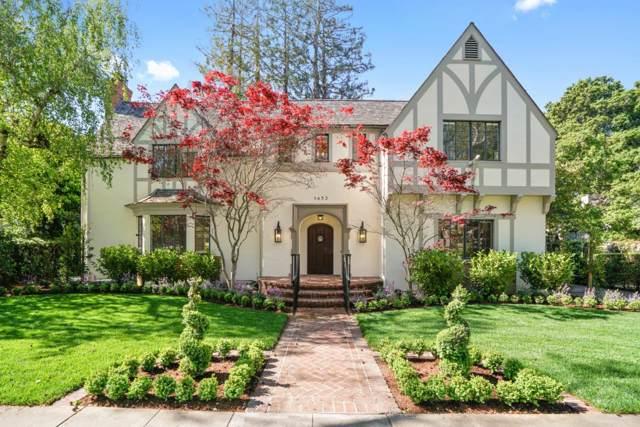 1452 Hamilton Ave, Palo Alto, CA 94301 (#ML81774762) :: Brett Jennings Real Estate Experts
