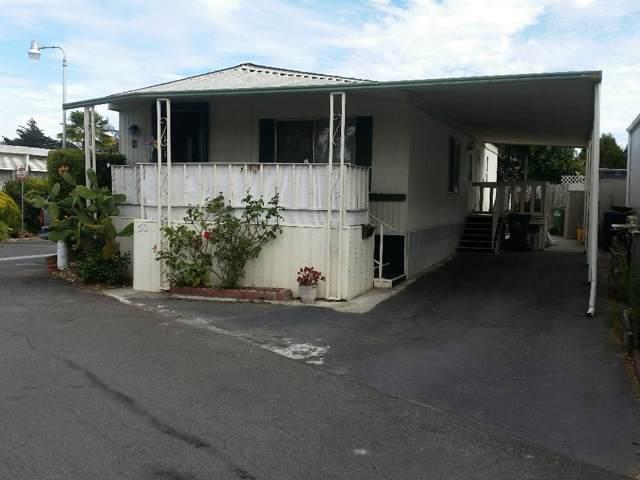 930 Rosedale Ave 50, Capitola, CA 95010 (#ML81774766) :: Schneider Estates
