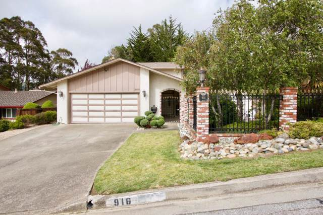 916 Park Pacifica Ave, Pacifica, CA 94044 (#ML81774771) :: The Kulda Real Estate Group