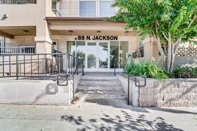 88 N Jackson Ave 320, San Jose, CA 95116 (#ML81774780) :: The Realty Society