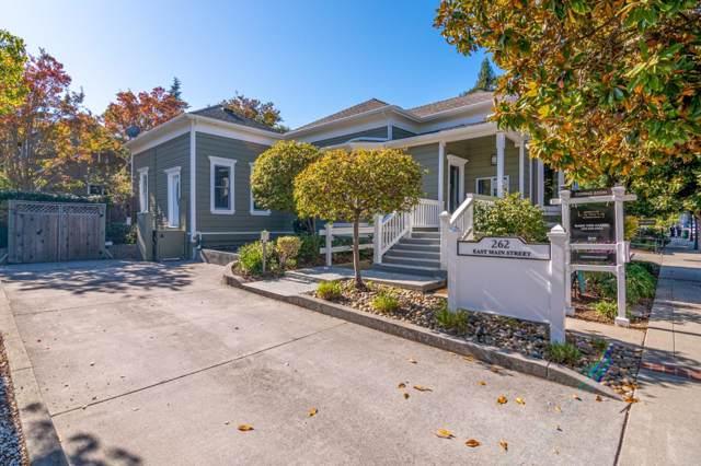 262 E Main St, Los Gatos, CA 95030 (#ML81774858) :: Brett Jennings Real Estate Experts