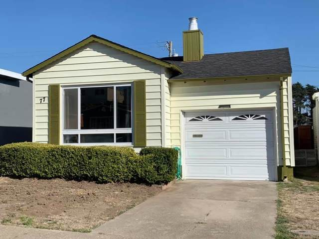 77 Monterey Dr, Daly City, CA 94015 (#ML81774901) :: The Sean Cooper Real Estate Group