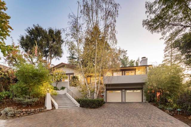985 Siskiyou Dr, Menlo Park, CA 94025 (#ML81775015) :: The Sean Cooper Real Estate Group