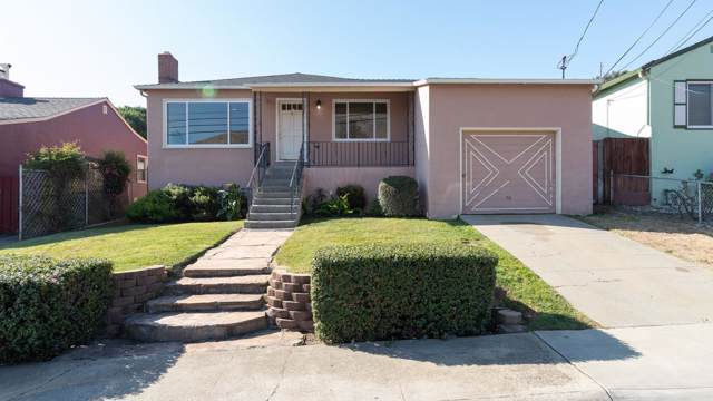 439 Hemlock Ave, South San Francisco, CA 94080 (#ML81775019) :: The Gilmartin Group