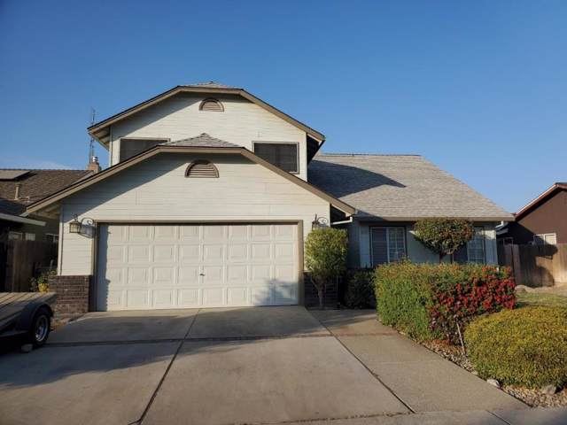 806 Mckinley St, Los Banos, CA 93635 (#ML81775031) :: The Realty Society
