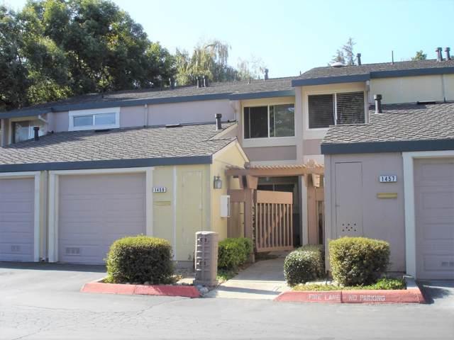 1459 Woodgrove Sq, San Jose, CA 95117 (#ML81775042) :: Brett Jennings Real Estate Experts