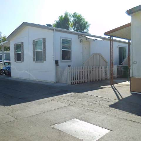540 Bonita Ave Spc 404 404, San Jose, CA 95116 (#ML81775063) :: The Realty Society