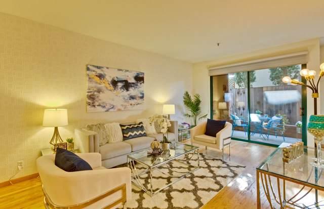 4250 El Camino Real D135, Palo Alto, CA 94306 (#ML81775095) :: Brett Jennings Real Estate Experts